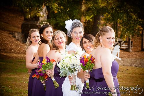 Kristan & Jamie's Wedding at Spring Lake Events in Rockmart GA