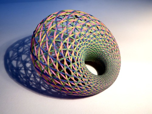 3D Printed Dupin Cyclide