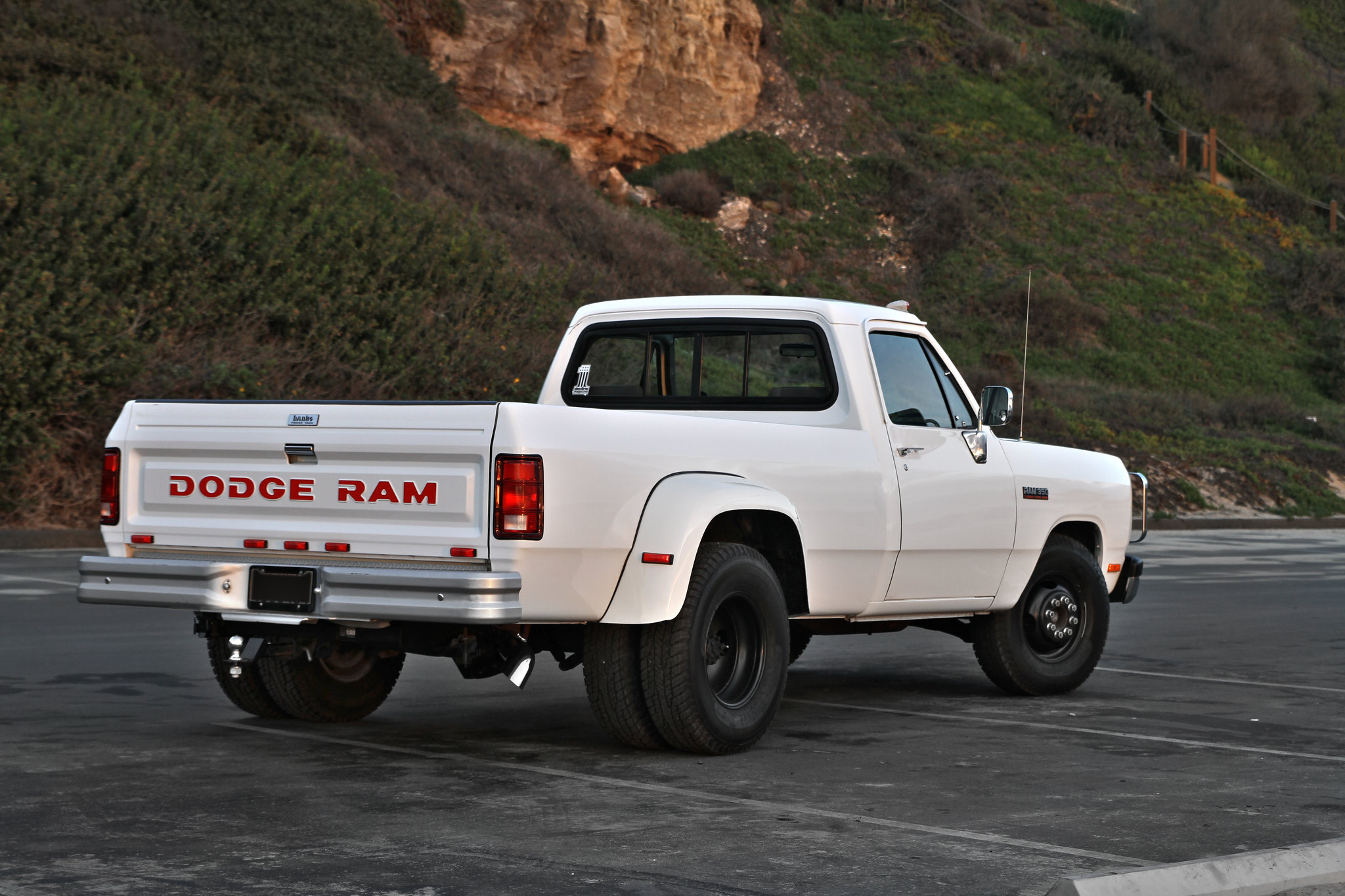 1989 Dodge D350 don t expect anything exciting here Builds and