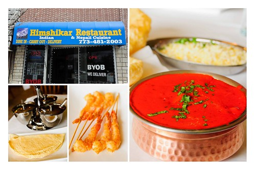 Himshikar Restaurant, Collage