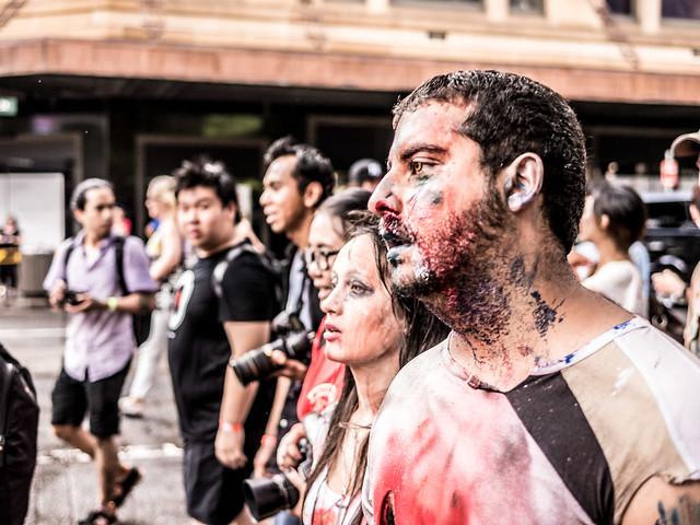 zombie walk sydney 2014 1040 - photo#2