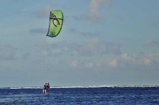 Kingfisher Kitesurfing Discovery Course