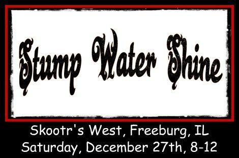 Stump Water Shine 12-27-14