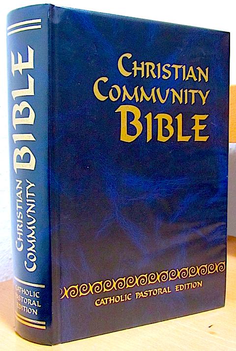 Christian Community Bible Ccb Internet Bible Catalog