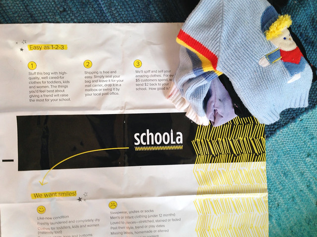 Raise money for schools with Schoola