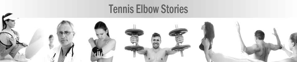 Cover photo for Tennis Elbow Tutor