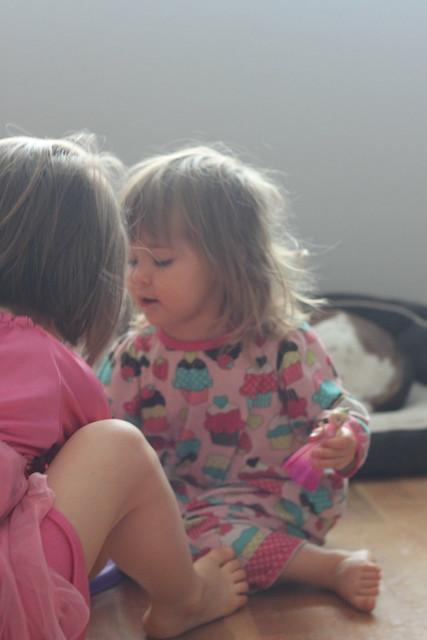 Cordelia and Elise