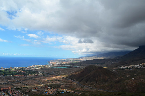 South coast of Tenerife
