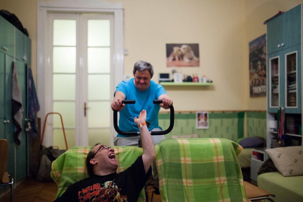 Támogatott lakások fogyatékosoknak