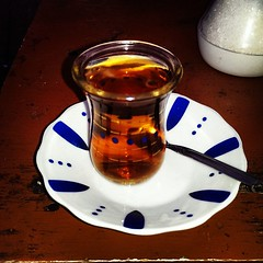 چاي ليمون
