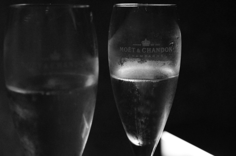 Moet et Chandon on juliettelaura.blogspot.com