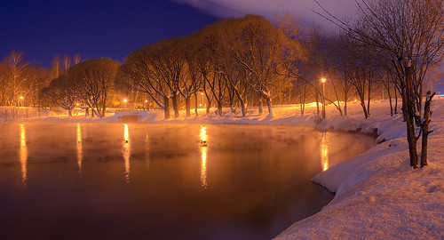 city longexposure winter light panorama snow cold nature water night canon landscape eos lights duck pond frost mood cityscape russia snowy january ducks natura le freeze neve inverno notte hdr paesaggio russie citta wintry ночь kirov 2015 январь russland город природа пруд россия пейзаж зима снег 600d vyatka утки 24105l киров водоем вятка sergeyponomarev viatka сергейпономарев 6359x3434