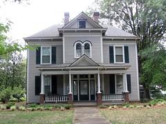 Dorsey-Brown-Jensen House, Oxford NC