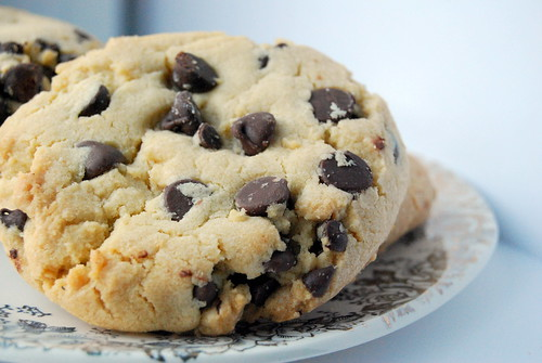 Chocolate Chip Cookies - close-up-001