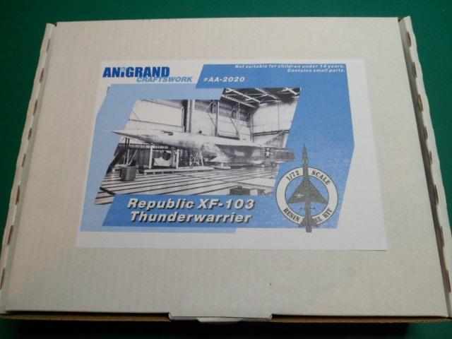 Ouvre boîte Republic XF-103 Thunderwarrior [Anigrand 1/72] 16186506951_05abef1d19_o