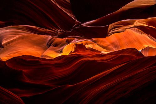 arizona usa landscape sand unitedstates desert page navajo monumentvalley slotcanyons horizonta uppercanyon antelopecanyons
