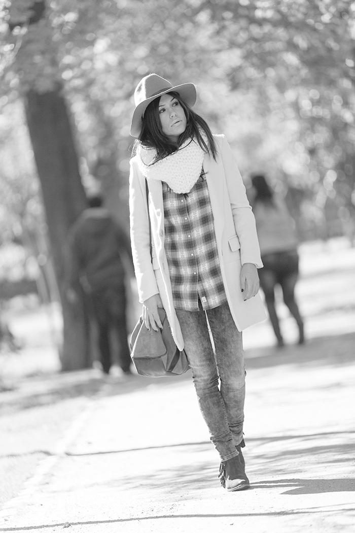 street style barbara crespo tie dye retiro pepe jeans shirt jeans sendra boots fashion blogger outfit blog de moda