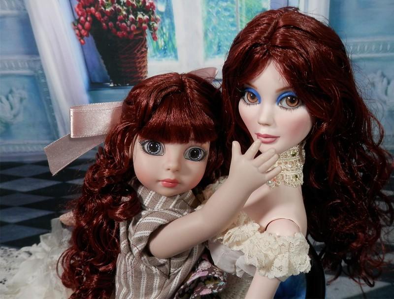 Evangeline Paloma & Patsy 0002