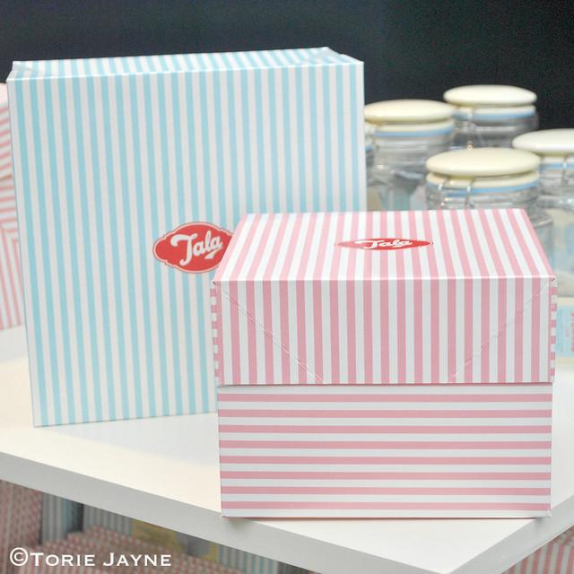 Tala cake boxes