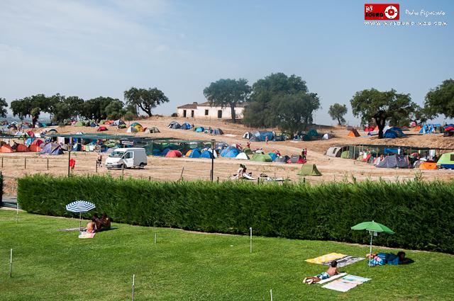 Parque de Campismo do Festival do Crato