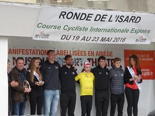 Team Lotto Soudal remporte le classement par équipe