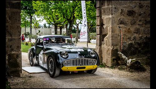 Triumph TR3 (1959)