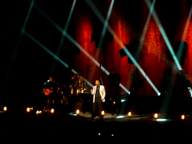 John Legend - All of Me Tour - Zenith, Paris (2014)