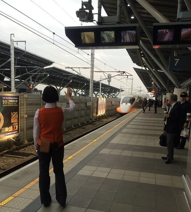 160720 台湾新幹線1