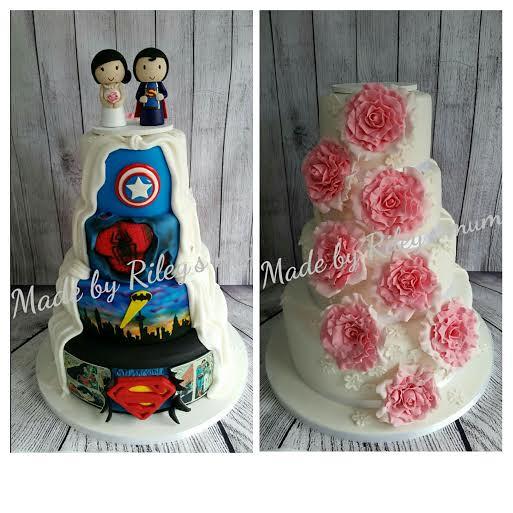 Amazing Cakes by Joanne Thorpe