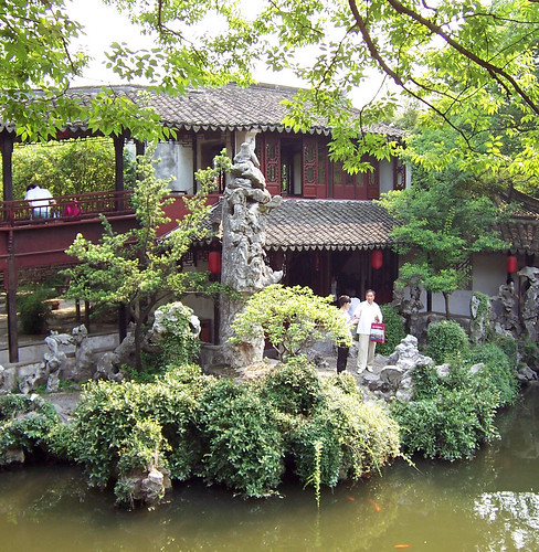 geo:lat=3115964700 geo:lon=12071644000 geotagged china chn jiangsu tongli tuisigarten 中国 同里 江苏 退思园
