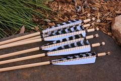 Generic medieval arrows