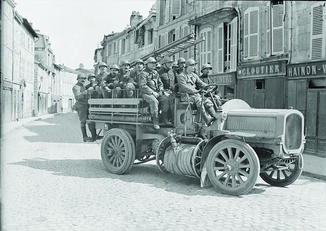 Autopompe Delaye-Farrot /1916