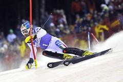 Velkolepá předvánoční lyžařská podívaná v Trentinu