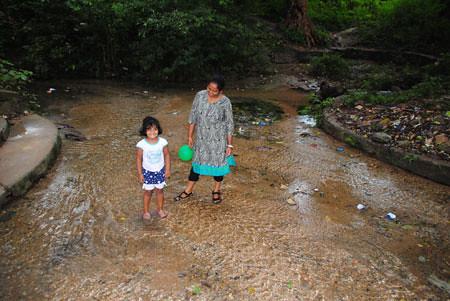 Lupungutu Natural water spring