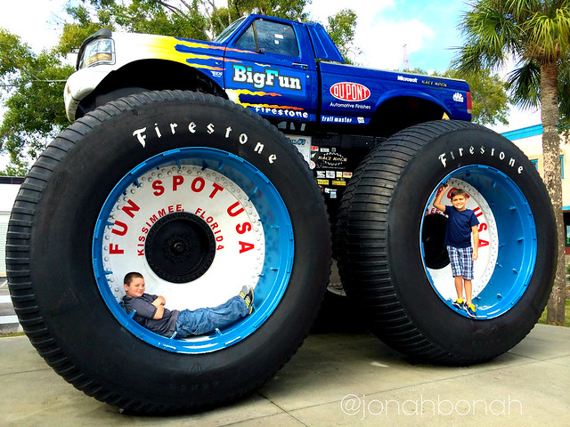 Fun Spot America Big Fun Monster Truck