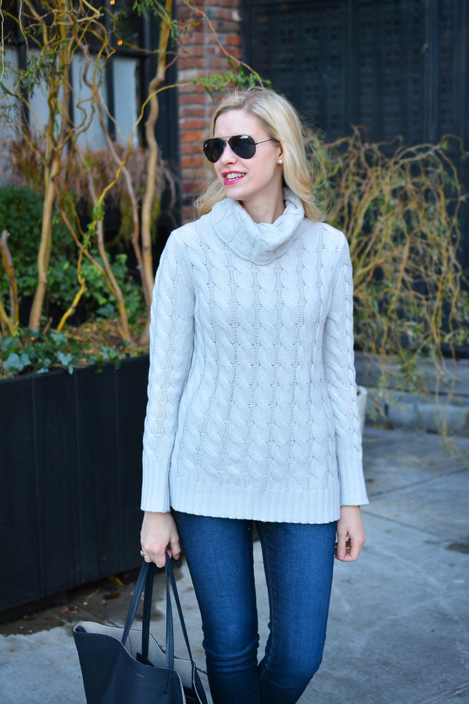 Cable Sweater 6