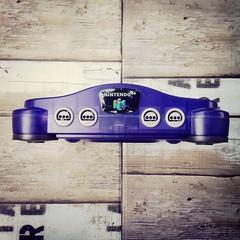Nintendo 64 (N64) from 1996.