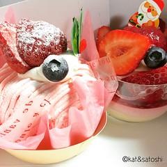 early christmas celebrations from arrow tree♡ #cake #arrowtree #アローツリー #christmas