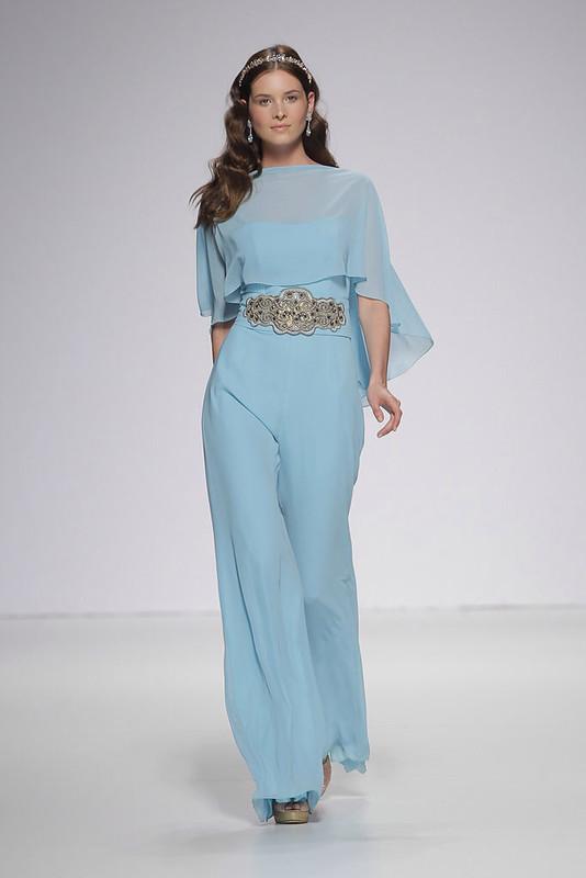 Ana Torres, vestidos de fiesta largos, colección 2015