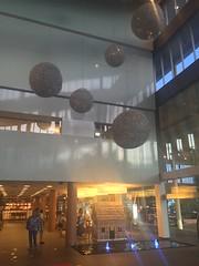 Lobby of Shangri-La Hotel in Cairns