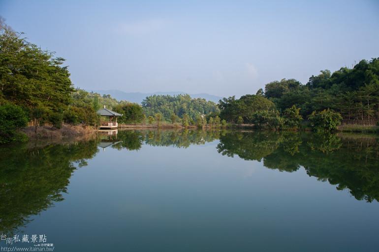 台南私藏景點-南化大貢山連心湖 (20)