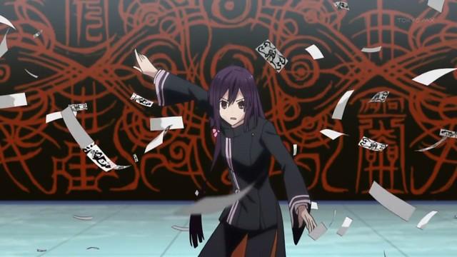 Tokyo Ravens ep 19 - image 09