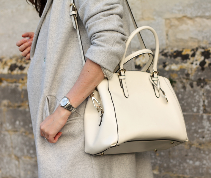 white purse zadig & voltaire watch