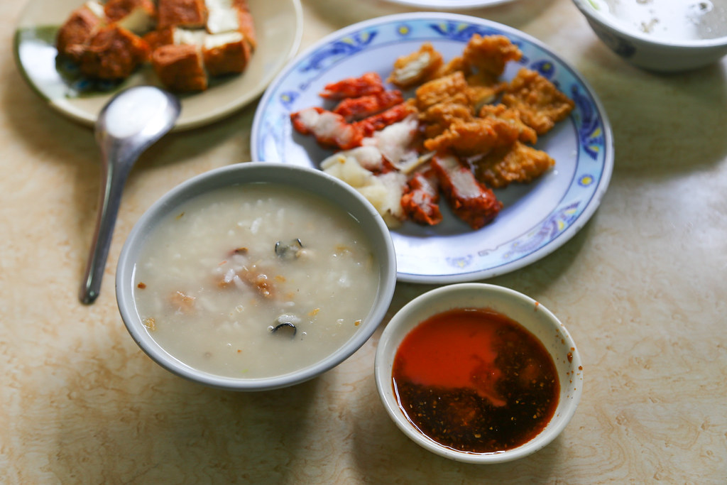 台北美食 捷運小吃 雙連站周圍美食 排隊小吃 雙連捷運站 陳小可愛吃的小吃 雙連鹹粥 好吃的 中式早餐 早午餐
