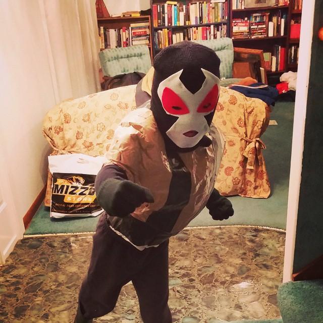 Bane #Halloween