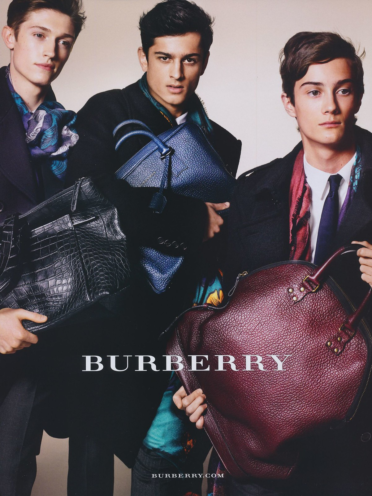 Callum Ball0003_FW14 Burberry_Tarun Nijjer, Oli Green(Pen370_2014_11_01)