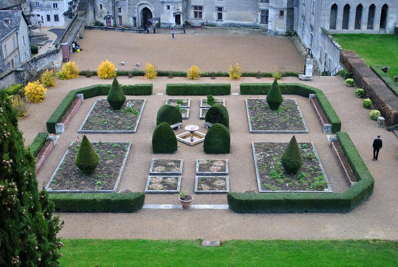 Jardín Castillo de Langeais
