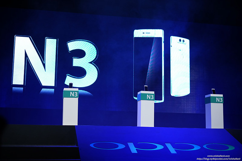 Launch of N3