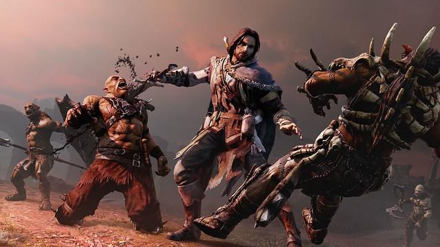 La Terre du Milieu : L'Ombre du Mordor - Screenshot 2
