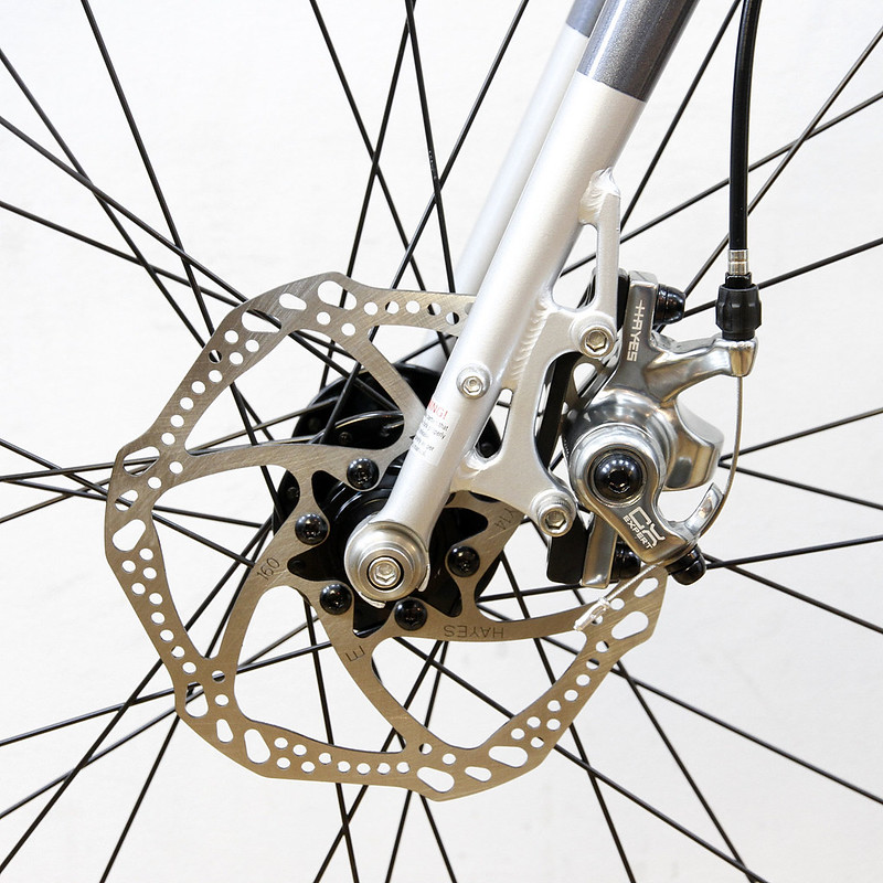 ALL-CITY / NATURE BOY DISC COMPLETE BIKE